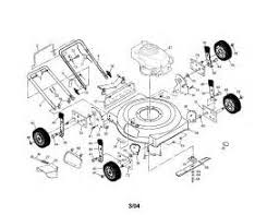 similiar sears mower parts diagram keywords sears suburban 12 tractor parts also craftsman tractor wiring diagram