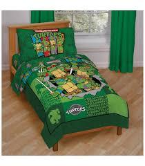 tmnt comforter set tmnt teenage mutant ninja turtles 4pc toddler bedding 9
