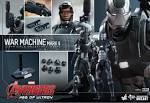 War Machine Age Of Ultron Hot Toys