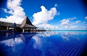infinity pool beach house. 100 Beautiful Infinity Pools Design : Cool Blue Pool With Wooden Beach House