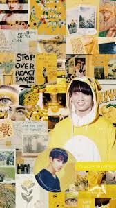 Jungkook Yellow Aesthetic Wallpaper ...
