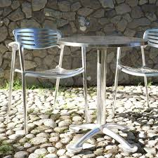 small round cafe table knoll cafe table small round with chairs