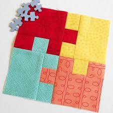 Best 25+ Quilt patterns free ideas on Pinterest | Quilting ideas ... & Free Quilt Pattern: Jigsaw Patch Block Adamdwight.com