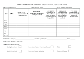 Employee Weekly Time Sheets Work Time Sheet Excel Or Bi Monthly Template Excel Best Work