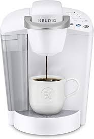 4.8 out of 5 stars 24,127. Amazon Com Keurig K Classic Coffee Maker Single Serve K Cup Pod Coffee Brewer 6 To 10 Oz Brew Sizes White Kitchen Dining