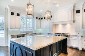 Taj Mahal Granite Kitchen Taj Mahal Quartzite Kitchen Stunning Home By Bnr Builders In