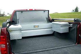 Flatbed Truck Tool Boxes Side For Trucks Bed Box Chest Top Boxe ...