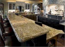 image of long granite countertop edges