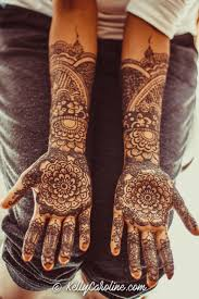 Indian Wedding Henna Designs South Indian Wedding Henna