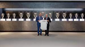 كارلو انشيلوتي، مدرب ريال مدريد الجديد