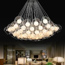 modern art glass chandelier european style creative pendant lights modern lighting fixtures chandeliers
