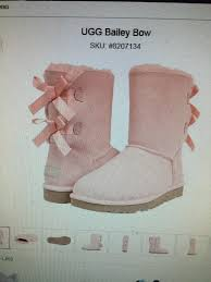 Light Pink Uggs Bailey Bow Light Pink Bailey Bow Uggs On The Hunt