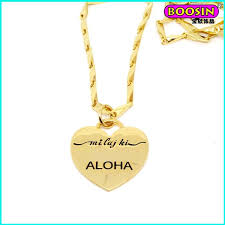 china fashion whole engrave letter gold heart pendant necklace china pendant necklace heart pendant necklace