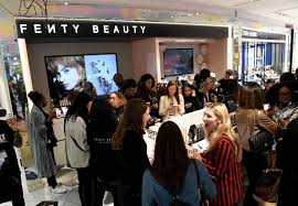 rihanna s fenty beauty collection launches today and it s already a hit in the uk mirror