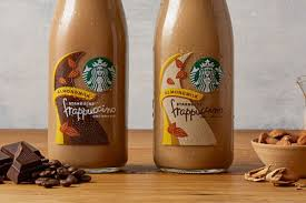 starbucks bottled frappuccino flavors. Fine Starbucks Starbucksu0027 New Frappuccinos With Almond Mlik Photo Official Website For Starbucks Bottled Frappuccino Flavors