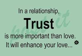 Trust Help Love In Relationships