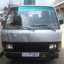 Buy Used Toyota Hiace Silver Car in Addis–Ababa in Ethiopia - CarGebeya