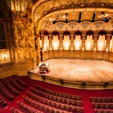 photo of orpheum vancouver bc canada orpheum se from dress circle with