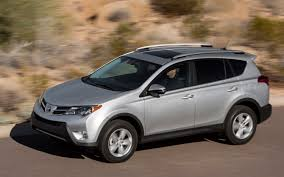 2013 Toyota Rav4 - news, reviews, msrp, ratings with amazing images