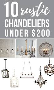 images chandeliers under 100 dollars