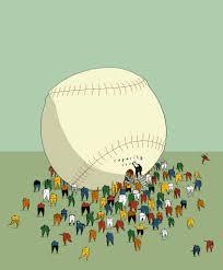Deep Chart Mlb Baseball Is Stuffed To Its Seams The New York Times