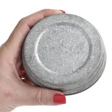 Mason Jars With Decorative Lids Galvanized Mason Jar Lid Jar Lids Basic Craft Supplies Craft 6