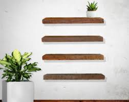 Floating Shelves Ireland Floating Shelves Reclaimed Wood Rustic Barnwood Sets 2