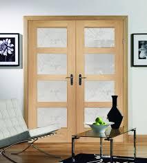 panel glass interior door