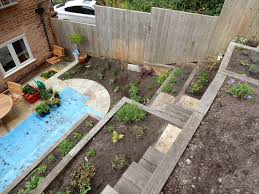Small Picture How To Turn A Steep Backyard Into A Terraced Garden DesignRulzcom