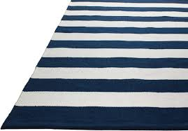 blue and white striped rug blue and white striped rugs