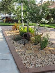 Small front yard landscaping ideas with rocks Interior Rock Garden Front Yard Pinterest Rock Garden Front Yard Landscaping Small Front Yard Landscaping