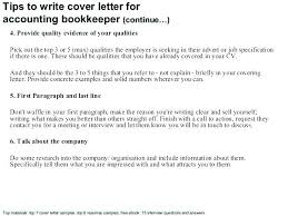 Full Charge Bookkeeper Resume Full Charge Bookkeeper Cover Letter