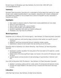 job description for talent acquisition manager 1 talent acquisition manager job description