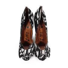 Lanvin Shoes Size Chart Gorgeous Lanvin Canvas Abstract Print Heels Like Depop