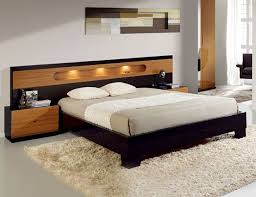 modern platform bed. Unique Platform Modern Platform Beds Master Bedroom Furniture Intended Bed