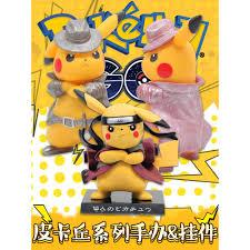 Mô Hình Nhân Vật Pikachu Trong Phim Hoạt Hình Pokemon