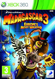 Small Picture Madagascar 3 Xbox 360 Amazoncouk PC Video Games