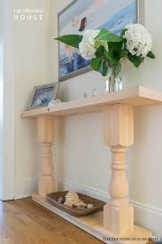 12 chic console table decorating ideas