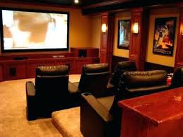 basement movie room. Interesting Room Movie Room Ideas Theater Decor M Wall Mounted  Rectangle Black Frame   To Basement Movie Room