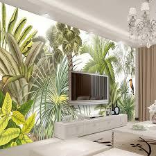 wall mural wallpaper tropical