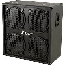 Marshall 1979L6 4x15 Bass Speaker Cabinet | Musician's Friend