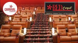 Carnival Cinemas At Mall Of Travancore 7 Screens Multiplex Fuze Hd 4k Ultra Hd