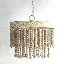 world market beaded chandelier ceiling lights black and wood chandelier white wood sphere chandelier gray beaded