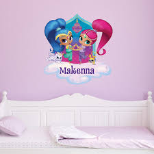 Shimmer And Shine Musical Night Light Shimmer And Shine Room Decal Tvs Toy Box Girl Room