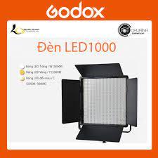 ĐÈN LED QUAY PHIM GODOX LED1000 C-Y-W