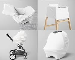 baby girl sunflower infant seat cover