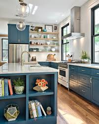 green kitchen cabinets edge out white