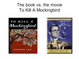 compare and contrast essay ppt video online  3 the book vs the movie to kill a mockingbird