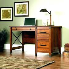 small cherry computer desk wood desks home office finish small cherry computer desk