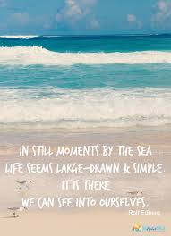 Sea Quotes Adorable Live In The Sunshine Quotes About The Sea The Rebel Chick